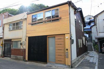 下関市今浦町の家⑬ 完成しました