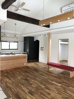吉敷中東の家 改修工事